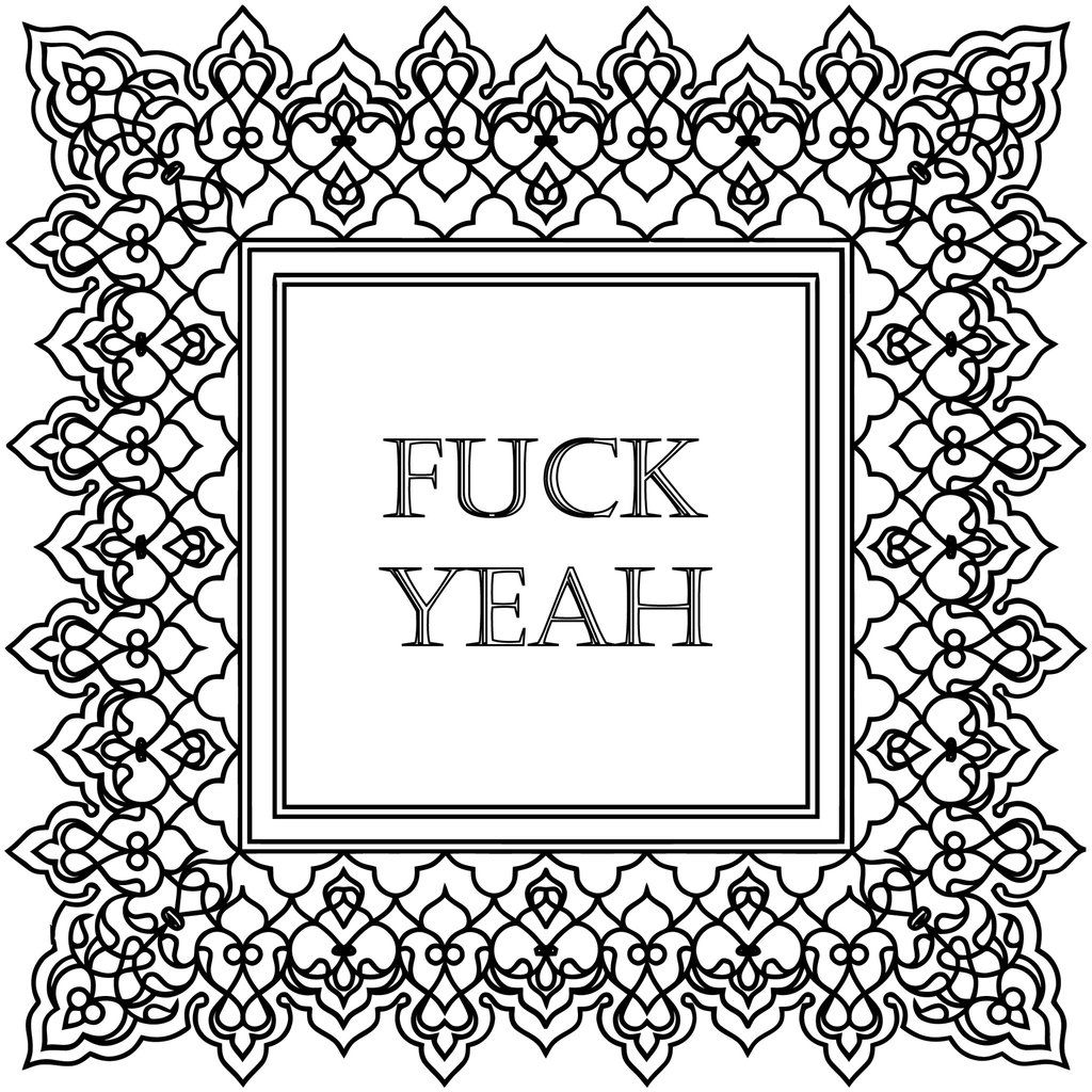 Swear word coloring book volume 1 - Find This Pin And More On Swear Word Coloring Book For Those With Stress Resentments By F_ckitnotes