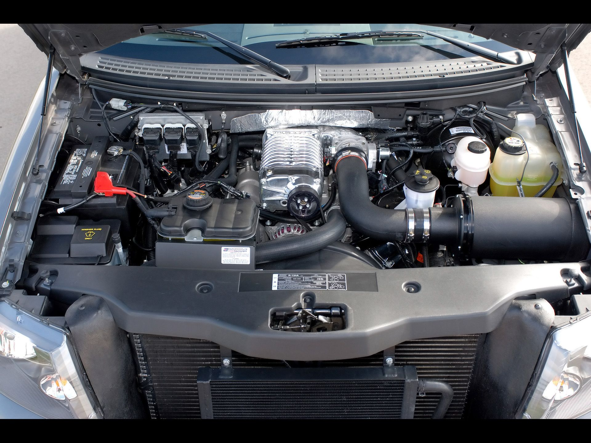 2006 Ford F 150 Fx2 Sport Extreme Engine 1920x1440 Wallpaper Ford F150 Ford Engineering