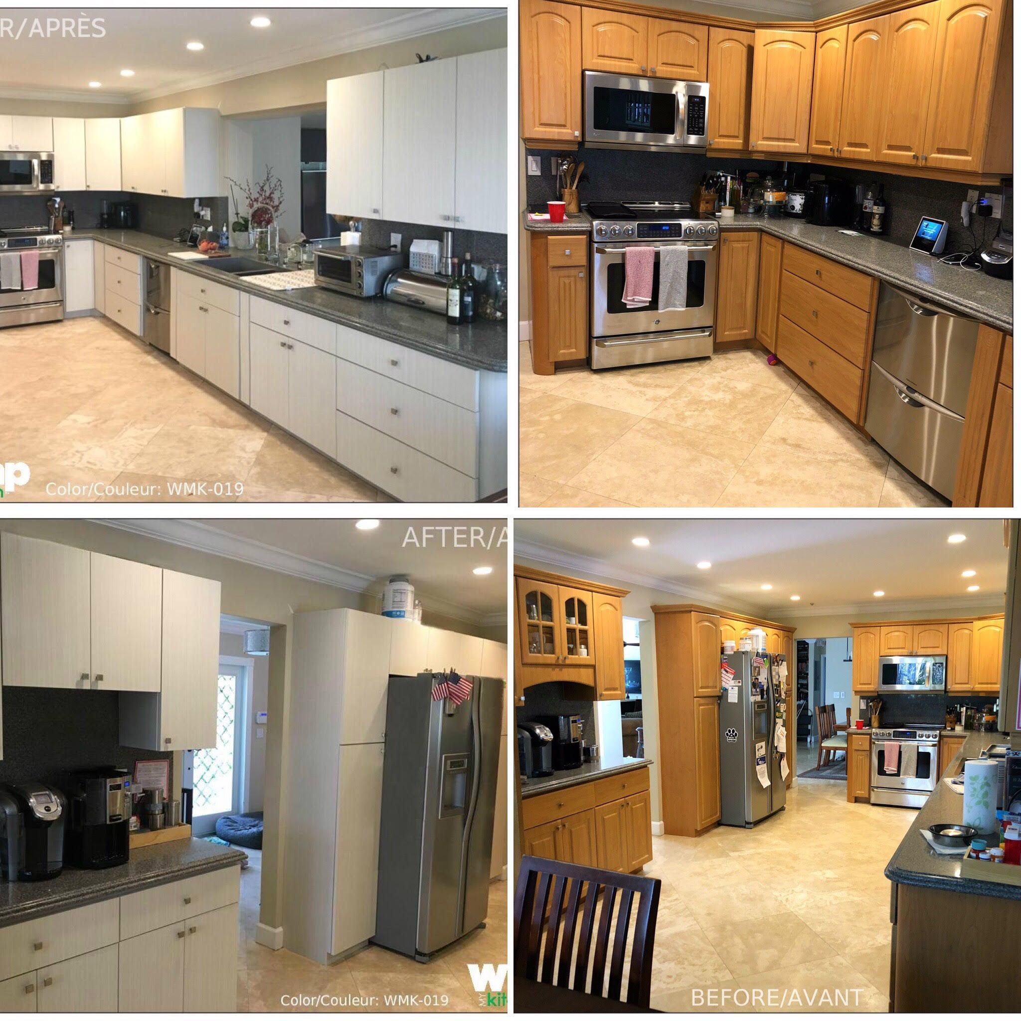 Did You Know That Wrap My Kitchen Can Transform The Outdated Look