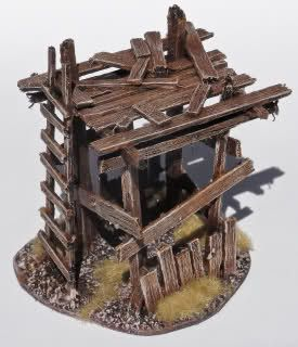 15mm Fantasy Scenery: a lot of stuff for Skirmish Gaming | The Lazy Forger