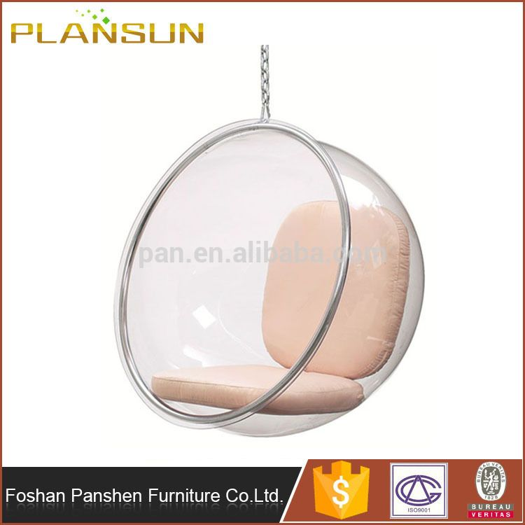 Delicieux Modern Furniture Best Sell Eero Aarnio Style Hanging Sexy Bubble Ball Chair