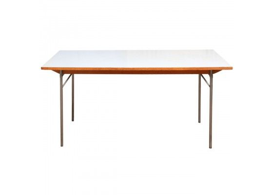 1950s Nelson Esque Dining Table Vintage Dining Table Dining