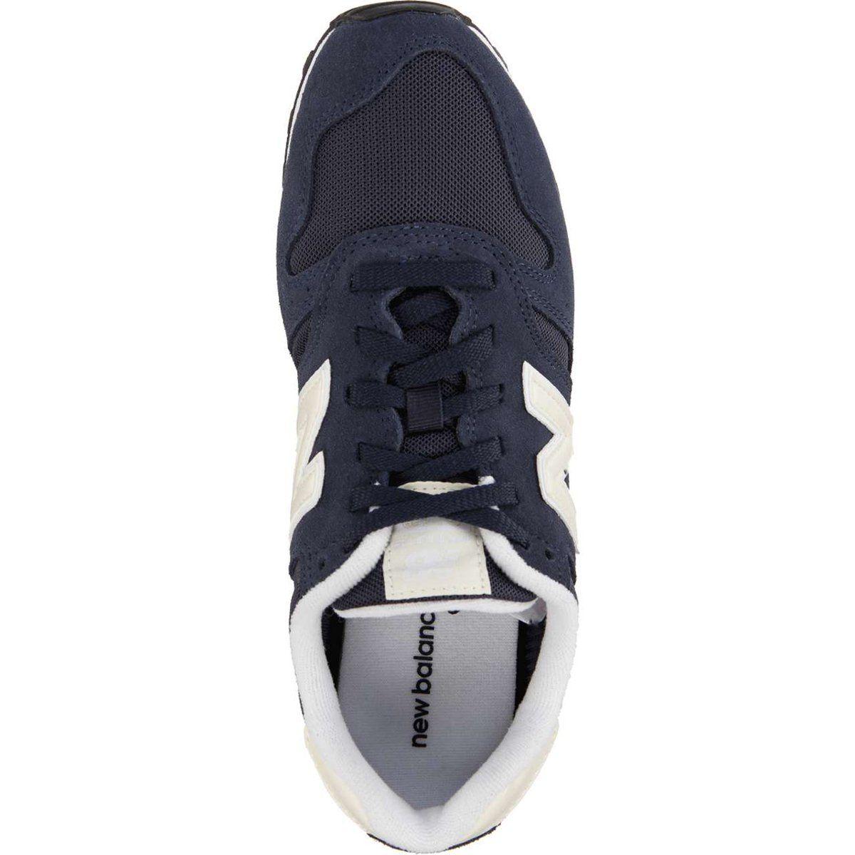 Sportowe Damskie Newbalance New Balance Niebieskie Wl373nvb Navy Shoes New Balance Sneakers