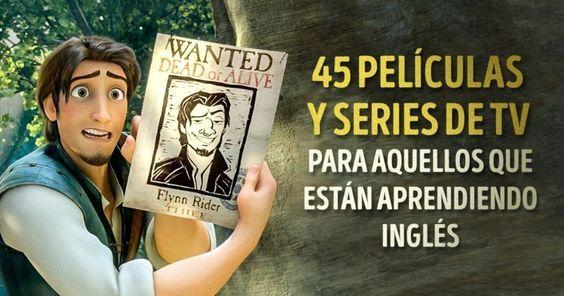 45 Películas Y Series De Tv Para Aquellos Que Están Aprendiendo Inglés Libros Para Aprender Ingles Palabras Inglesas Películas En Inglés