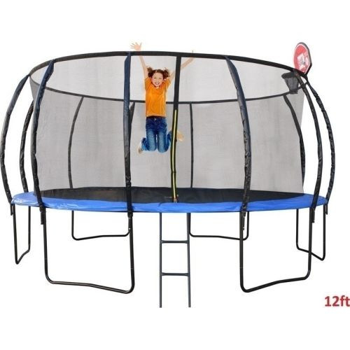 12ft Trampoline With Basketball Hoop Perth Pick Up Trampoline 12ft Trampoline 16ft Trampoline