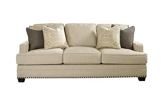 Ashley Furniture Jute Cloverfield Sofa Ashley Furniture