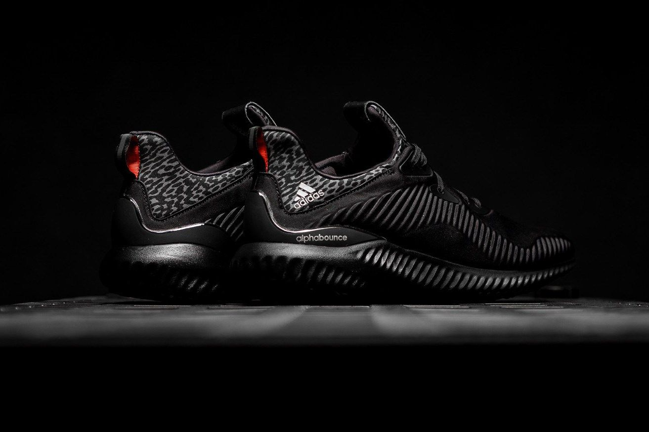 A adidas's Closer Look at adidas's A AlphaBOUNCE