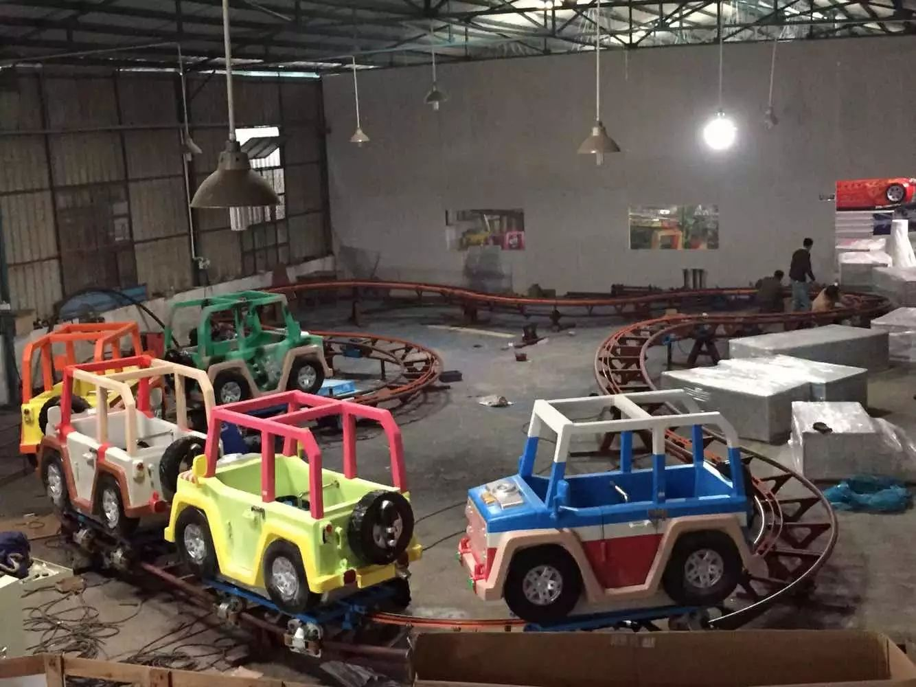 Beston Jeep Car Mini Roller Coaster For Sale Kid Roller Coaster Jeep Cars Roller Coaster Mini backyard roller coaster