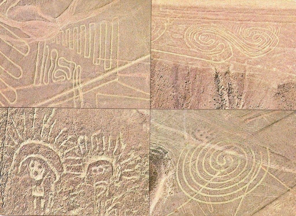 Figuras Geometricas En Lineas De Nazca Google Search Nazca Lines Nazca Peru