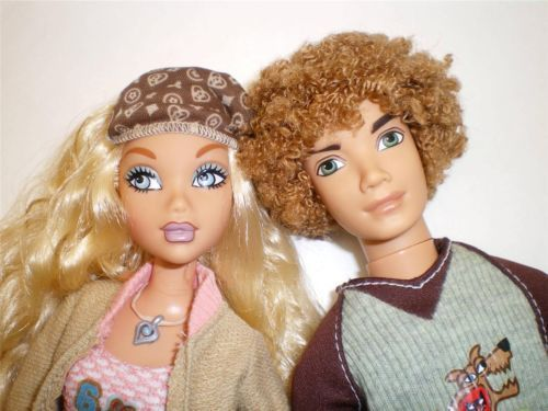 1000+ images about BARBIE - MY SCENE on Pinterest   Sporty, Roller ...