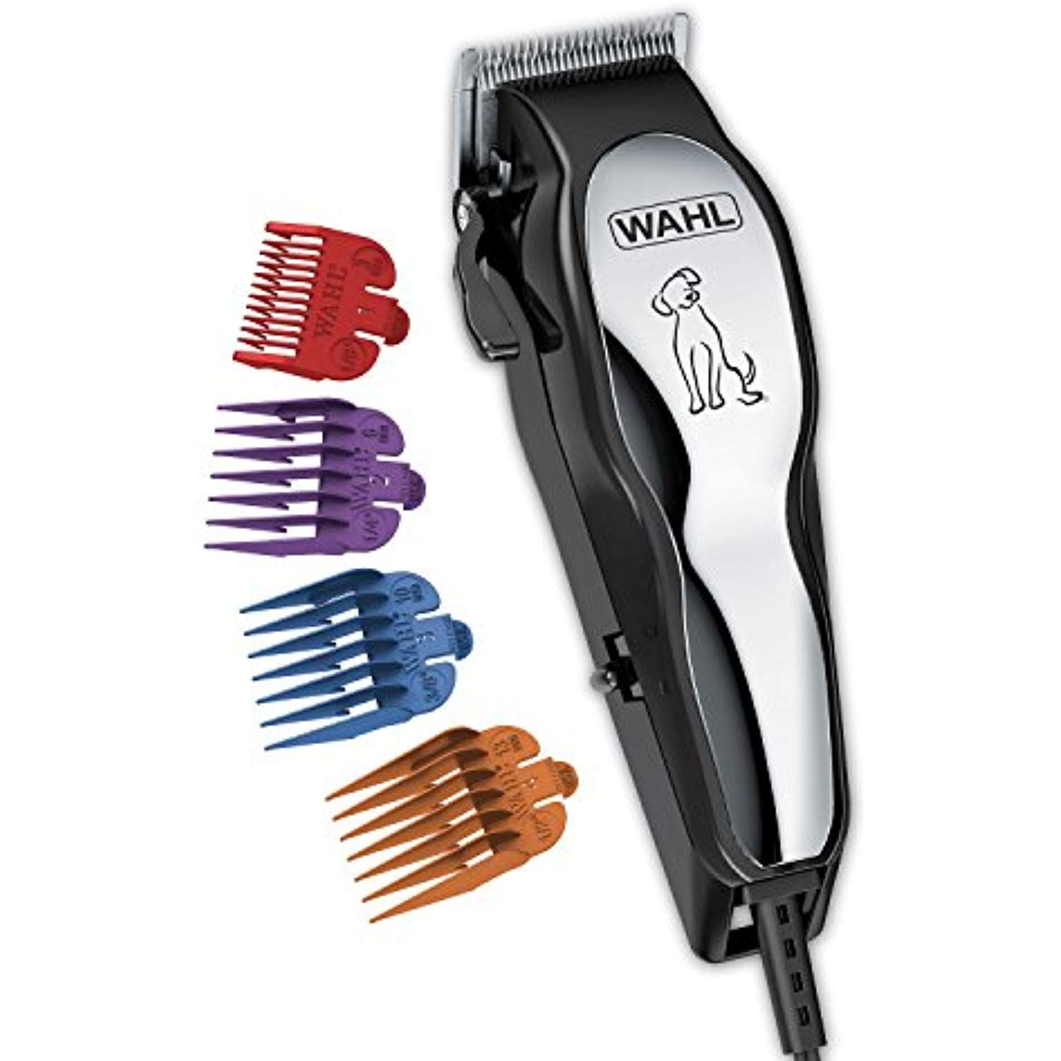 Wahl Clipper Pet Pro Pet Clipper Dog Grooming Kit For Small Large Dogs Thick Coats Heavy Duty Cats Lo Dog Clippers Dog Grooming Clippers Dog Grooming Tools