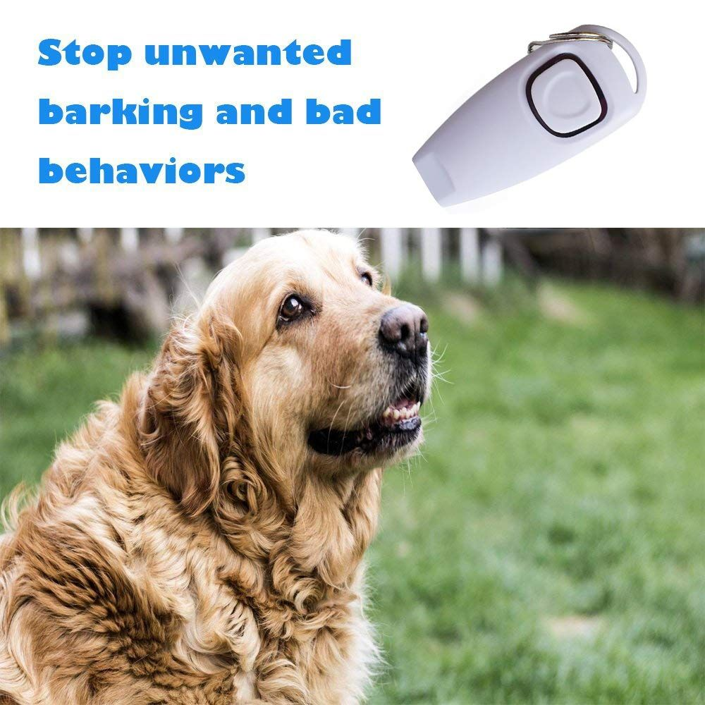 Gardenone Dog Whistle With Clickersstop Barking Control Ultrasonic