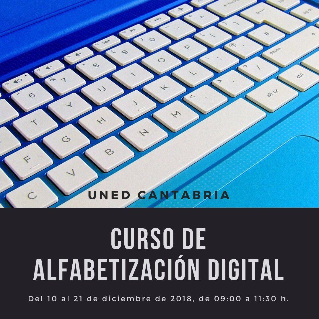 Necesitas Actualizar Tus Destrezas En El ámbito De La Informática Este Curso Básico Presencial De Alfabetización Digital Alta Computer Keyboard Cantabria