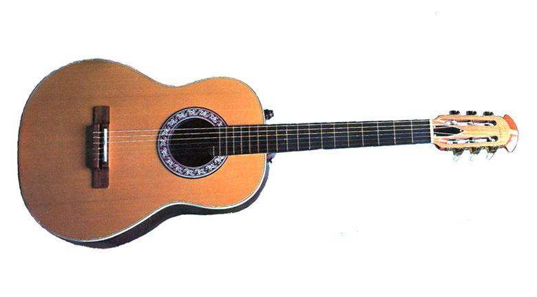 1113 Classic Ovation Guitar Acoustic Guitar Guitar