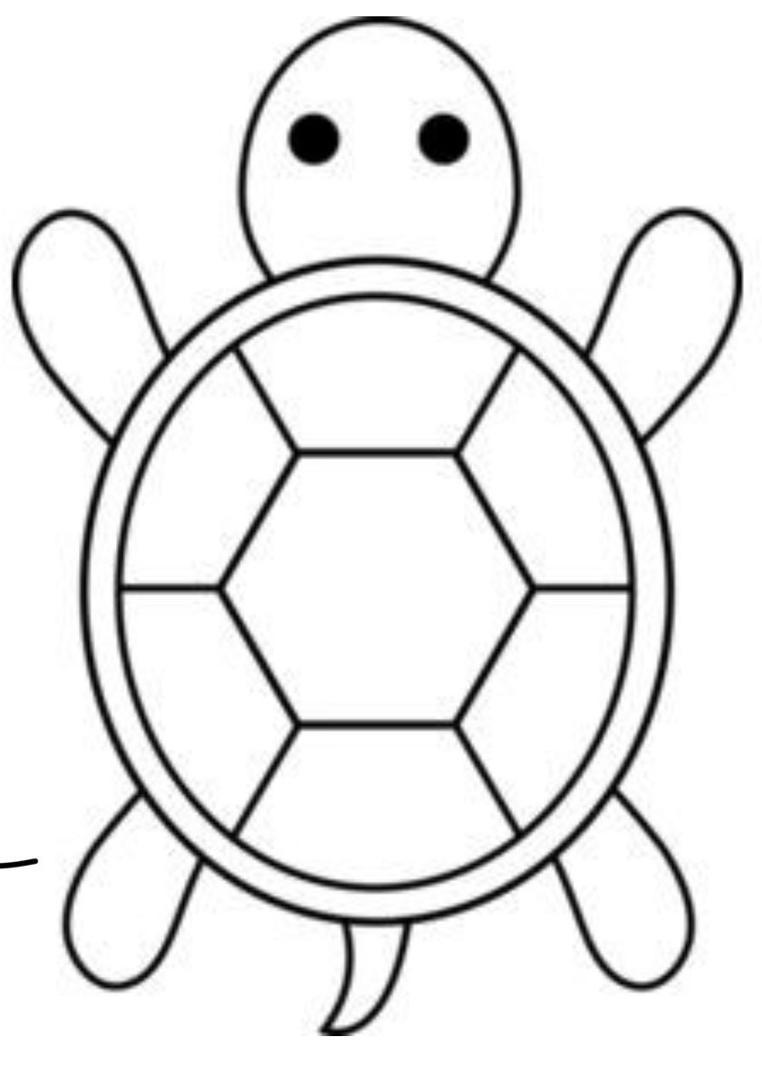 Pin By Anna N On Krippe Kita Hort Turtle Coloring Pages Turtle Quilt Turtle Crafts