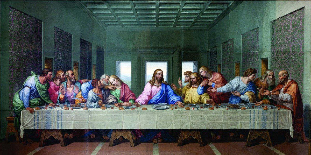 A Ultima Ceia Leonardo Da Vinci Segredos Pesquisa Google Last