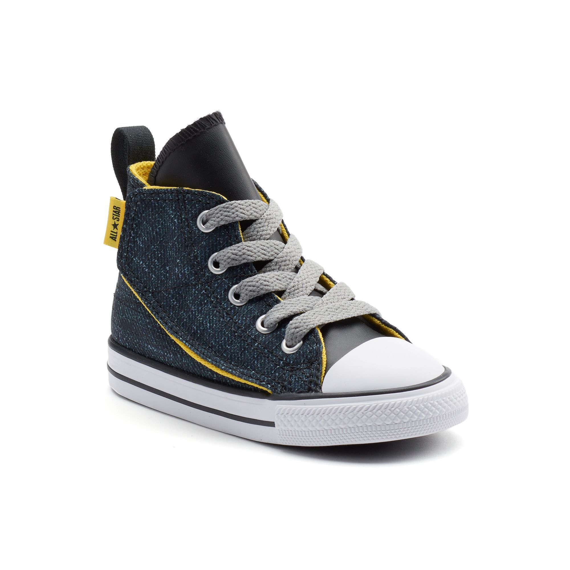 Baby / Toddler Boys' Converse Chuck Taylor All Star Simple Step High-Top  Sneakers, Size: 6 T, Dark Blue