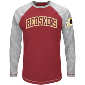 buy popular 0b734 73f41 Anything Redskins or this Men's NFL Washington Redskins Long ...