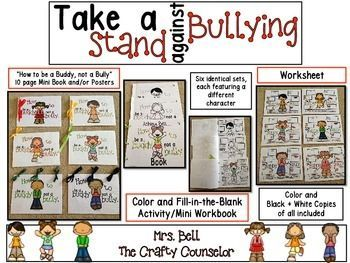 Take A Stand Against Bullying How To Be A Buddy Not A Bully
