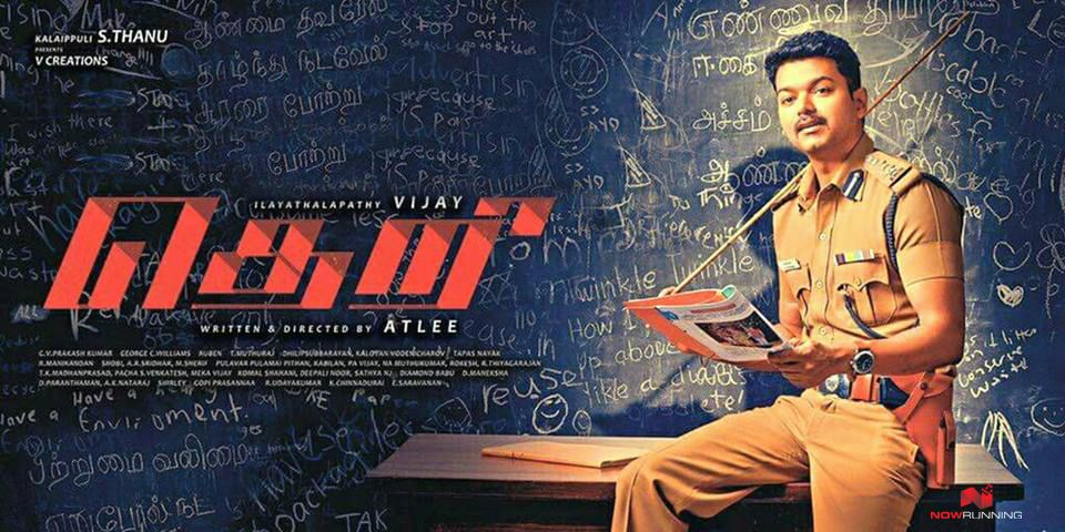 Image result for Theri poster
