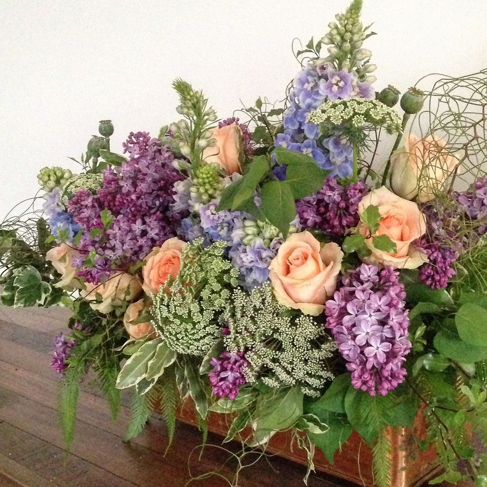 Flower Arrangements Basics: 7 Principles Of Floral Design: Timeless Rules For Creating
