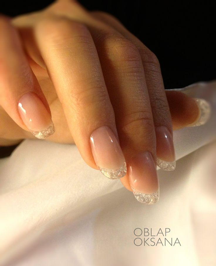 That look awesome! | nails! | Pinterest | Crystal nails, Uv gel ...