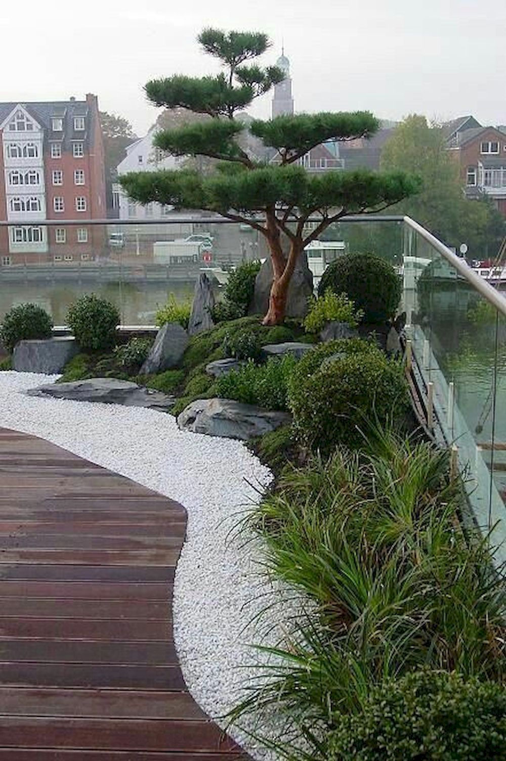 Rooftop Garden Ideas For Your Home Japanese Garden Design Rooftop Design Landscape Design