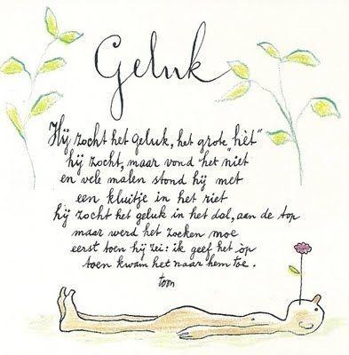 Lievelingsgedichtje Niederlandische Zitate Spruche Gluck Handlettering Quotes