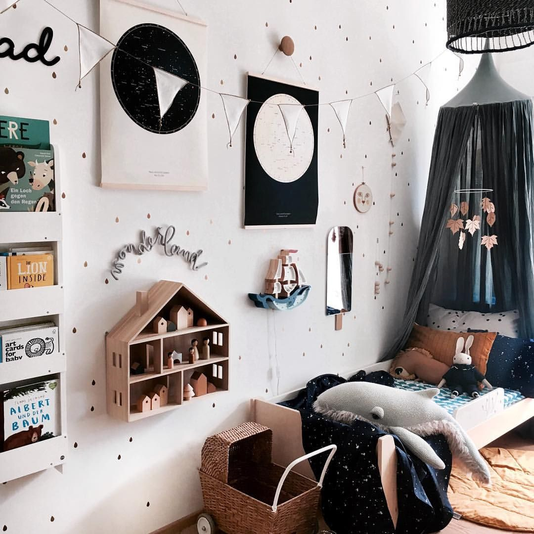 Kids decor for Scandi kids room ella ♡ tiny t + little o