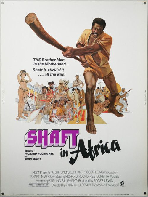 Shaft in Africa 1973