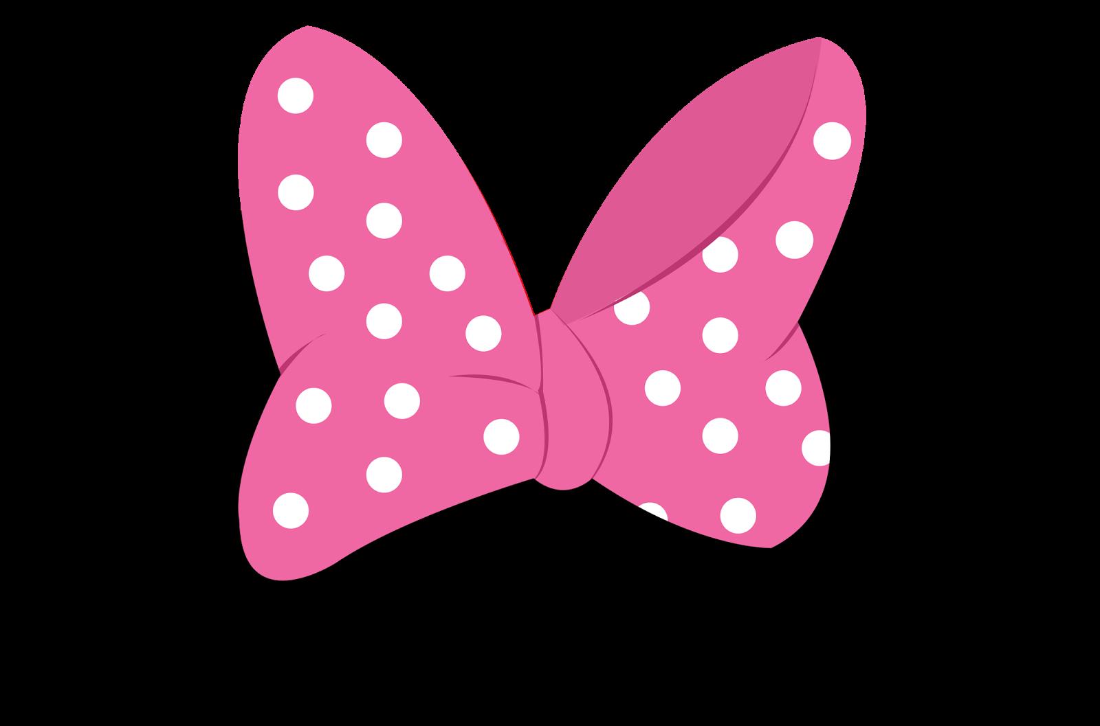 Png Figuras Moño Rosa Disney Minnie Wwwmiifotoscom