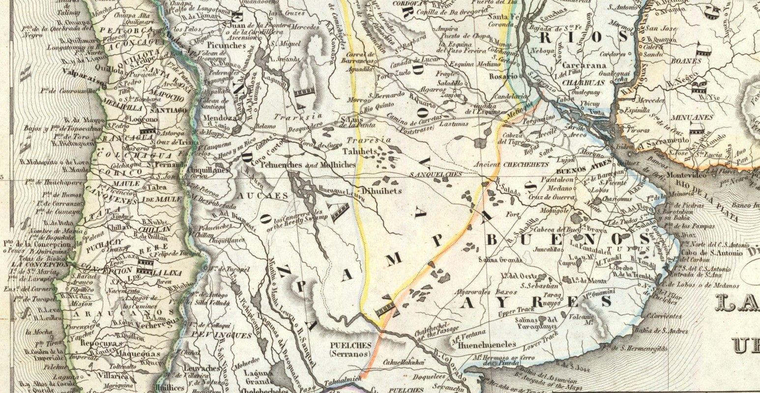 Etnohistoria de la Pampa: noviembre 2011