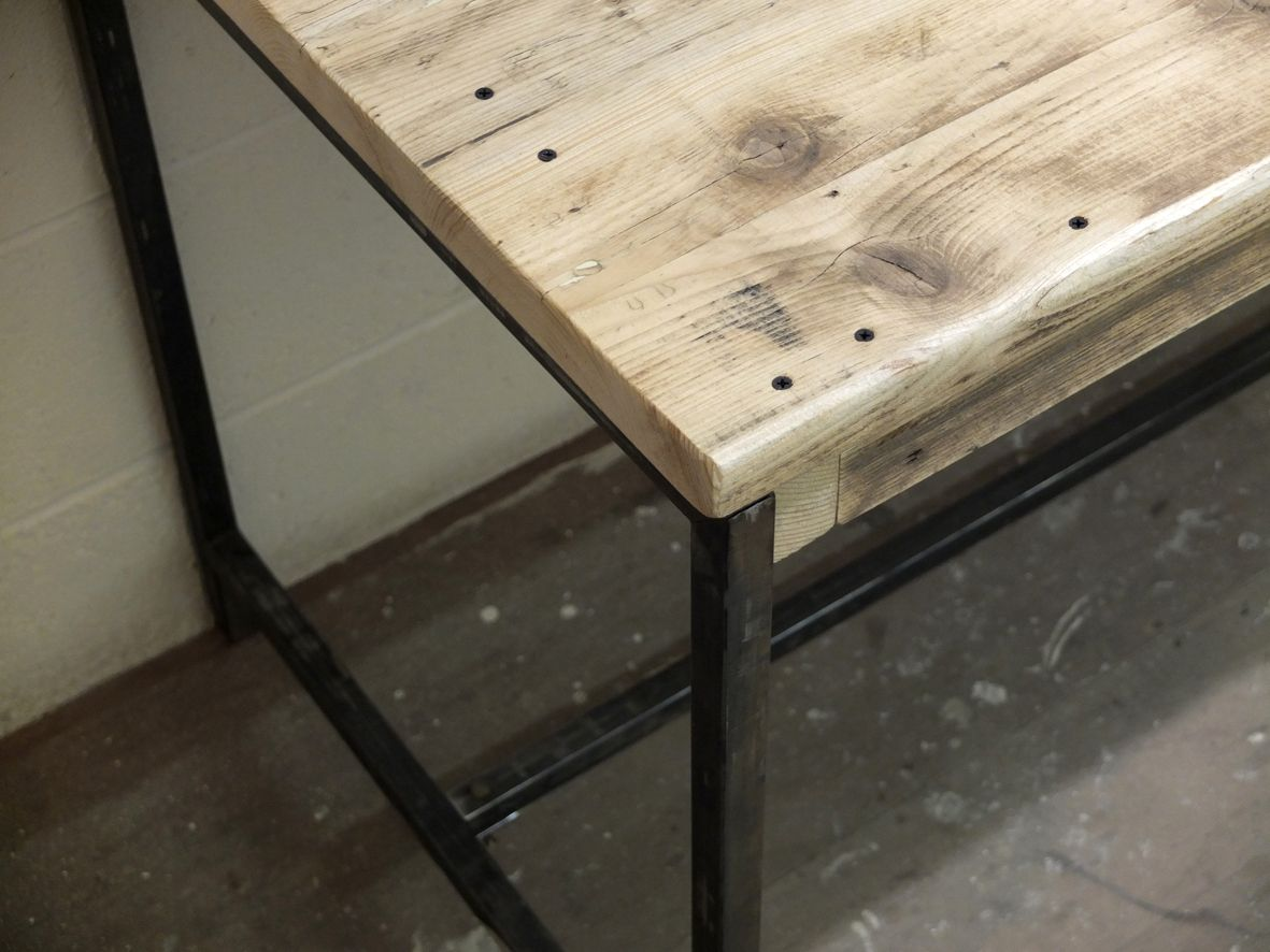 The smithy table scaffold boards scaffolding and furniture ideas