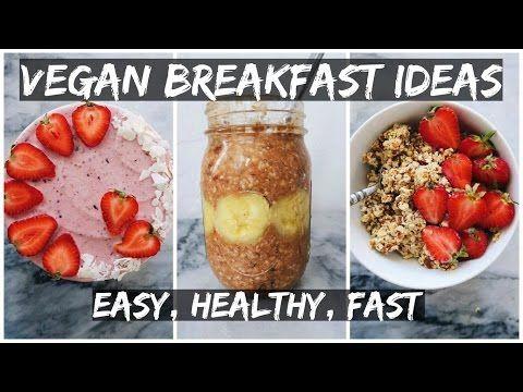 3 easy vegan breakfast ideas w rawincollege youtube 3 easy vegan breakfast ideas w rawincollege youtube forumfinder Images