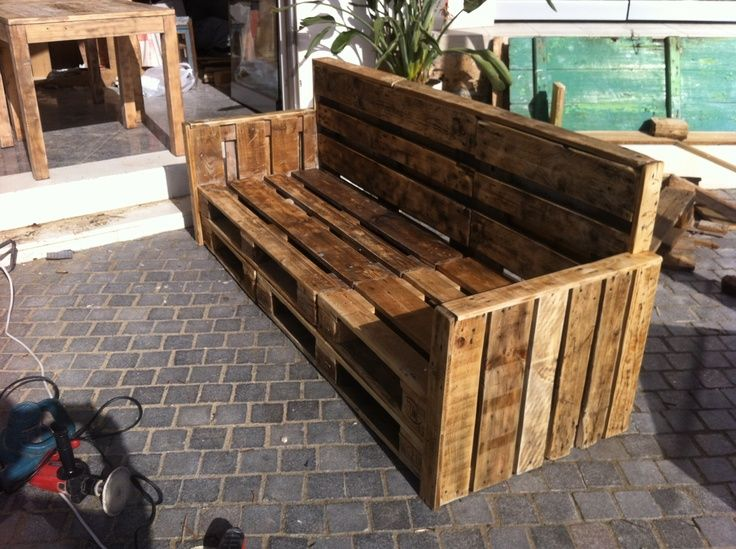 Houses Made Out Of Pallets Sofa Made Out Of Pallet Wood