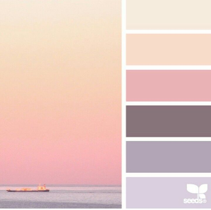Beach Color Palette For House: Summer #mastertheheartofsoulfulbranding