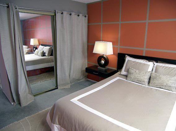 mal feng shui espejos grandes frente a la cama solucin colocar cortina para ocultar espejo