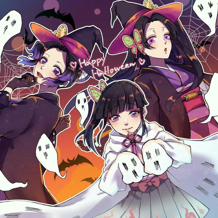 Kimetsu No Yaiba ( Fanart) trong 2020 Anime, Bướm, Quỷ