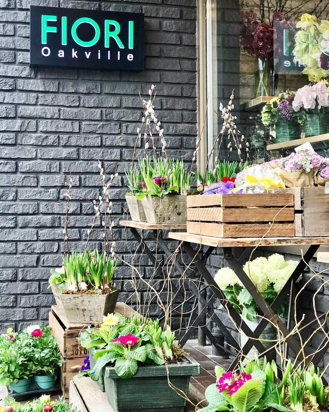 We are a charming Boutique Flower Store voted best florist