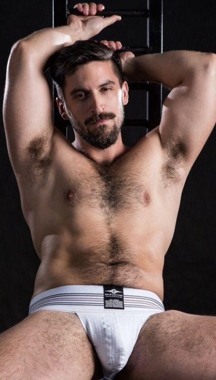 Hairy men beefy blog