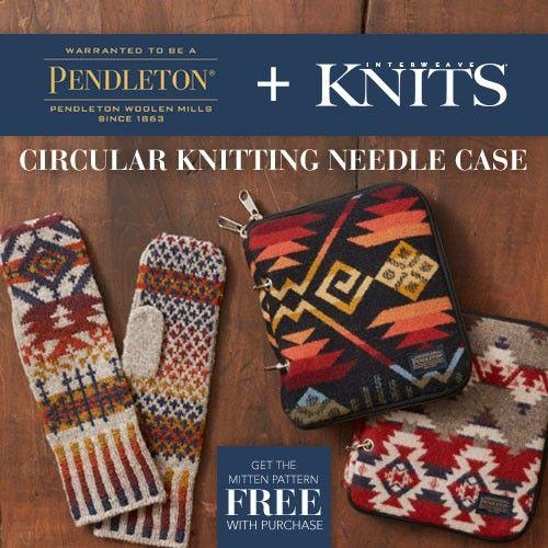 Pendleton circular knitting needle case in coyote butte black pendleton circular knitting needle case in coyote butte black dt1010fo