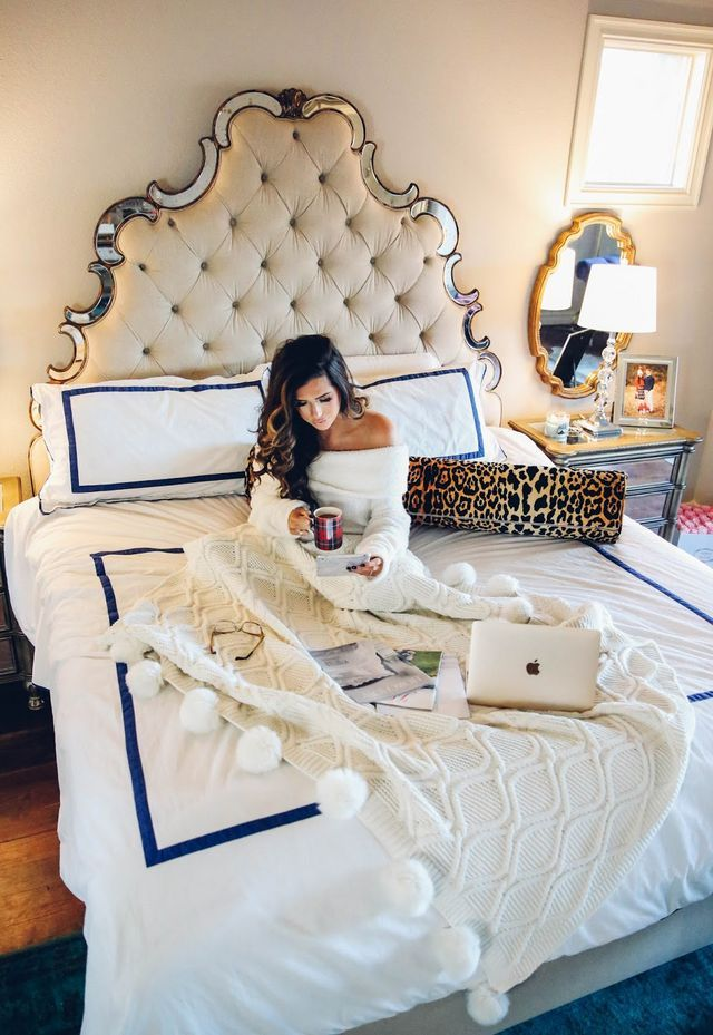 8 Books to Cozy Up & Read This Winter The Sweetest Thing   Luxusschlafzimmer ...