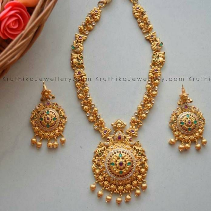 cf0a28caee artificial jewellery sets online shopping South Indian Jewellery, Indian  Jewelry, Jewelry Sets, Gold
