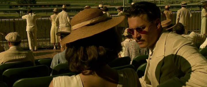 Public Enemies - Marion Cotillard, Johnny Depp