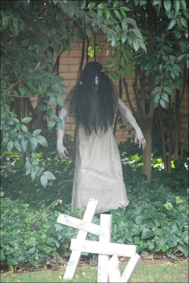 Halloween Scary Decorations Diy Outdoor Decoration Wabrownrea Halloween Outdoor Decorations Scary Halloween Decorations Scary Halloween Decorations Outdoor