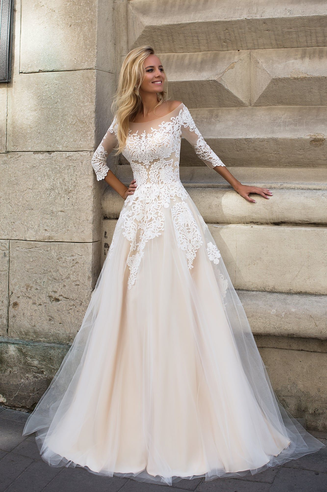 ALTHEA Dress by OKSANA MUKHA in Charmé Gaby Bridal Gown boutique in ...