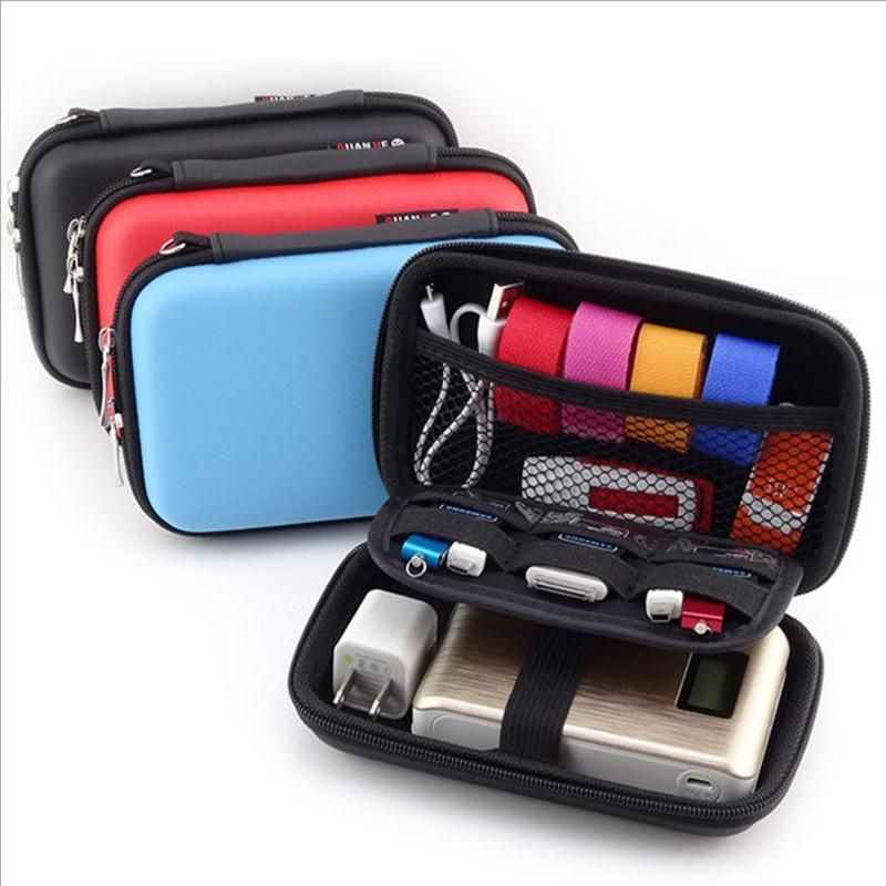 84e3161e5eef Use the Electronics Storage Case to keep all your cables, SD cards, thumb  drives and power cords organized. Great for traveling or everyday use!