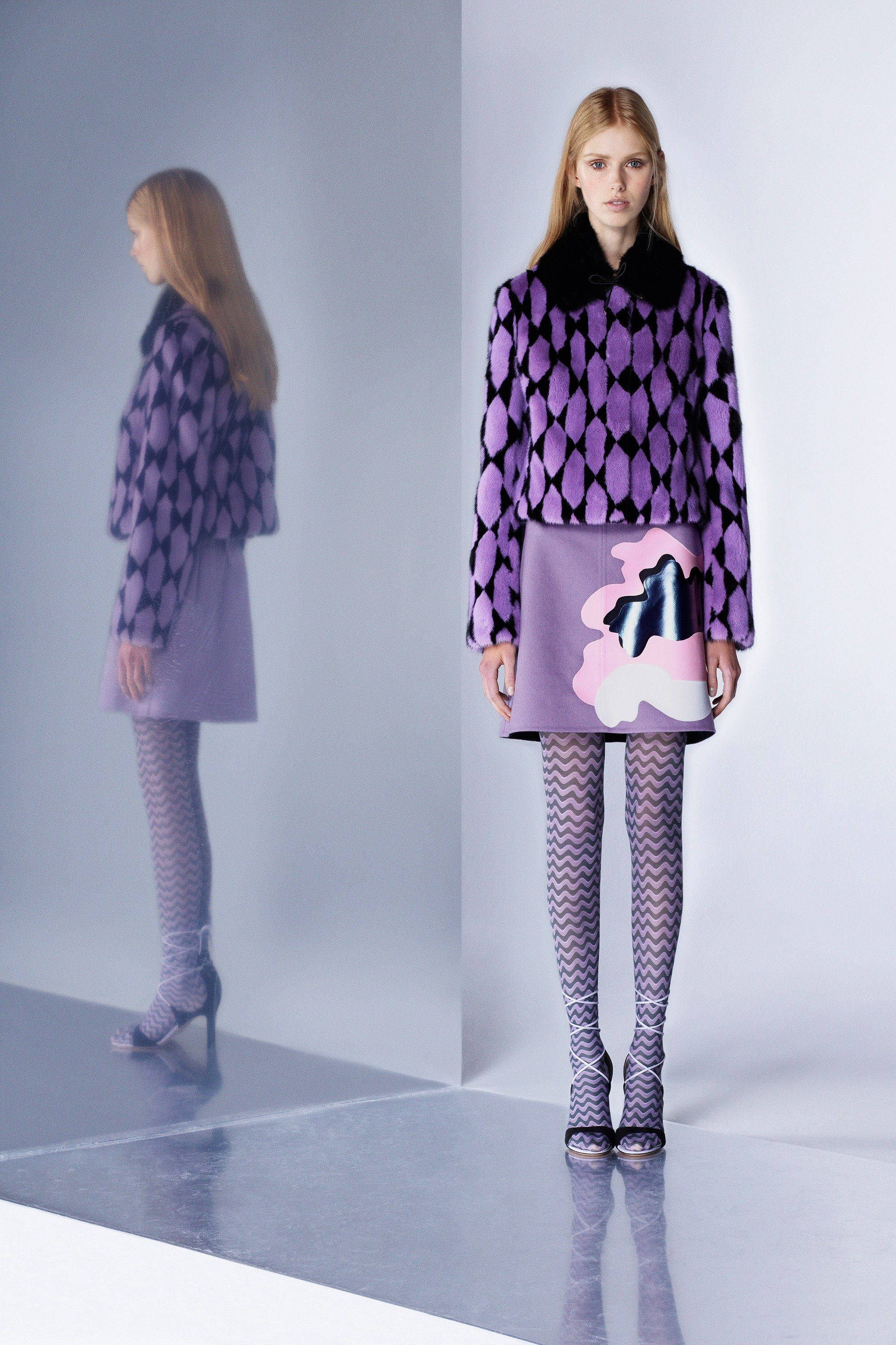50ec9ec005c Mary Katrantzou Pre-Fall 2016 Fashion Show