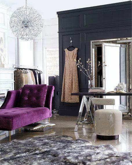 Glam Floor Mirror | Hidden compartments, Closet bedroom and Floor mirror