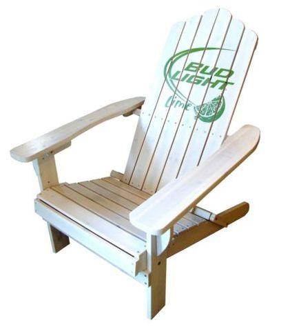 Bud Light Lime Adirondack Chair Chairs Pinterest Bud